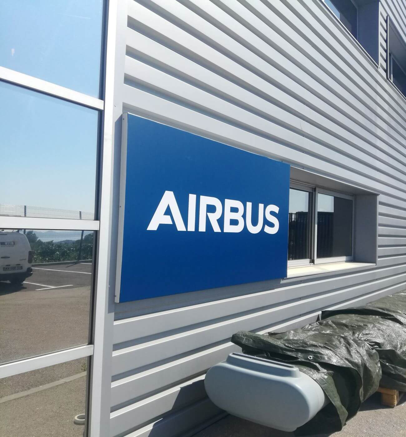 Airbus brand implementation