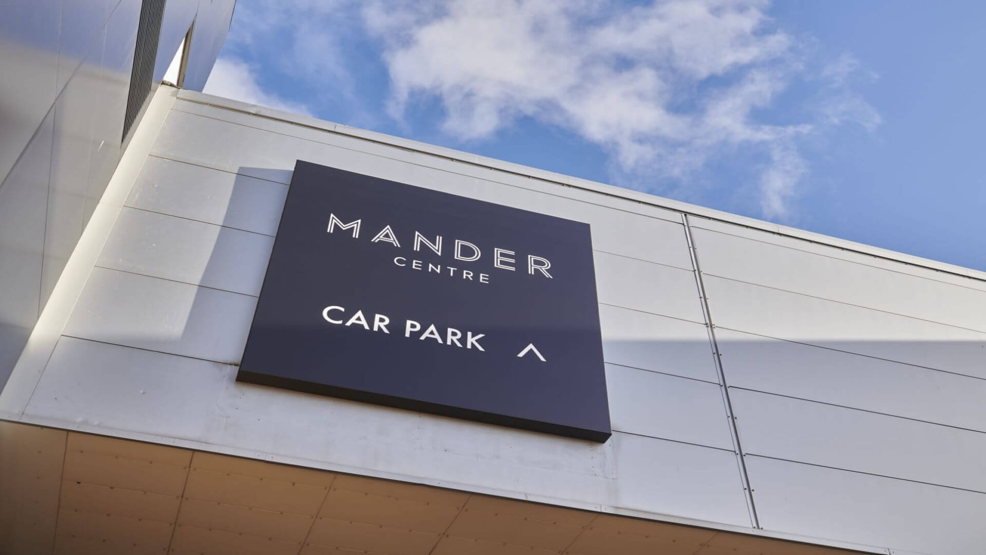Mander Centre implementation
